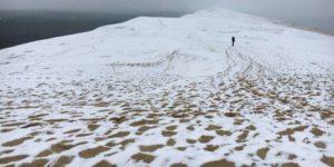 Du ski sur la Dune du Pilat ? 1