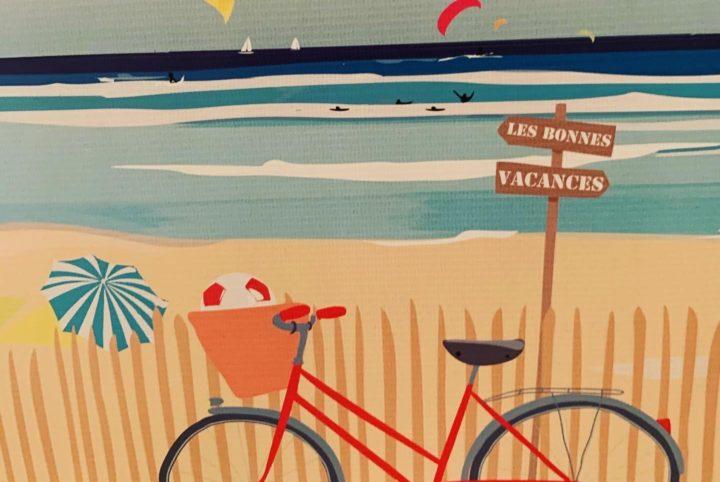 L'art s'invite aux Bonnes Vacances