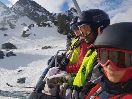 Camp de ski réussi !
